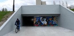Drogowcy wyremontowali tunel pod Doliną Służewiecką