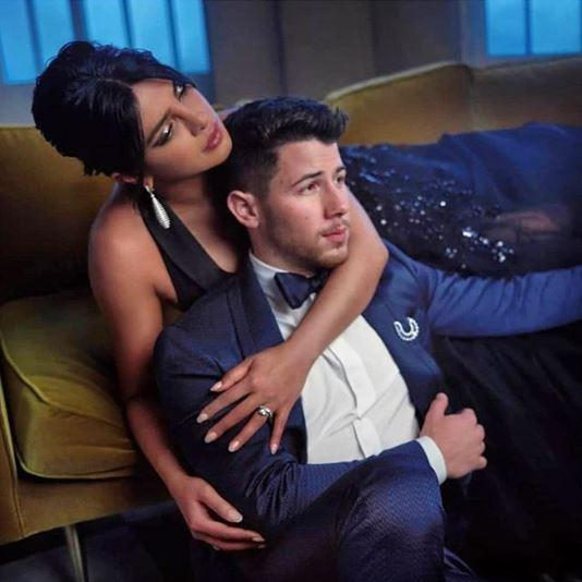 We can't enough of Nick Jonas' love for his wife, Priyanka Chopra [Instagram/PriyankaChopra]