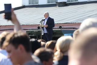 Łukaszenka rozlokował wojsko przy zachodniej granicy. Wiceszef MSZ: Z perspektywy Polski nie ma żadnych zagrożeń bezpieczeństwa