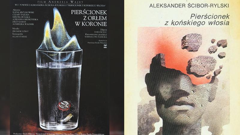 """Aleksander Ścibor-Rylski, """"Pierścionek z końskiego włosia"""" - 1965 r. / 1991 r."""
