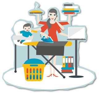 Zdalna edukacja - prawdziwa zmora tych, którzy wychowują dzieci bez wsparcia partnera