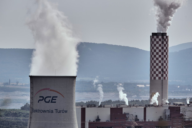 Elektrownia Turów. 15.08.2021