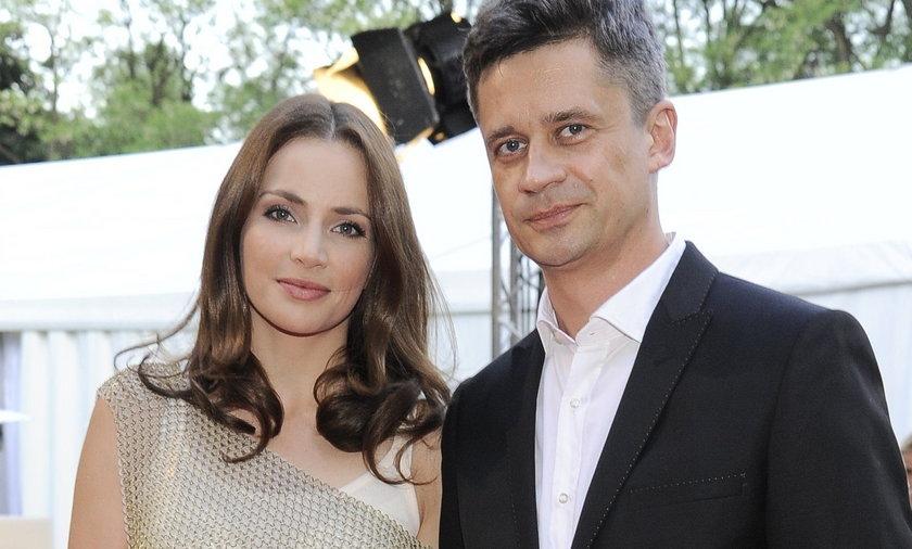 Piotr Grabowski i Anna Dereszowska