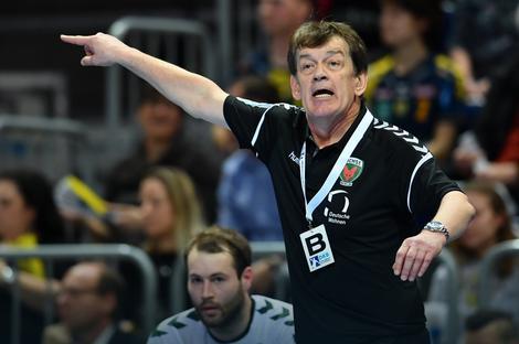 Priznati rukometni trener: Velimir Petković