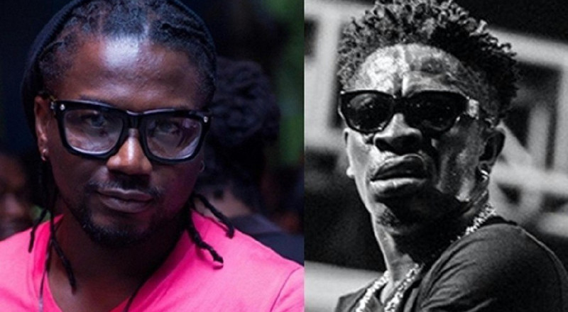 Samini drops anticipated  'Shot Pointed' track to reply Shatta Wale's 'Real' diss