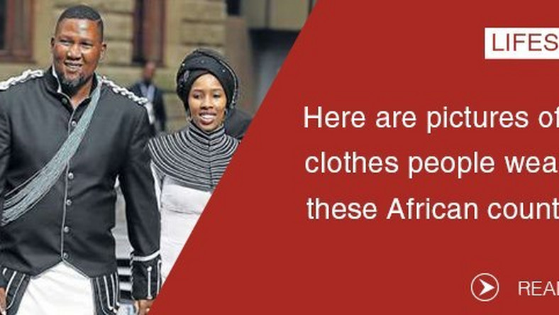 501331a22fc16d African Union Here are pictures of clothes people wear in these ...