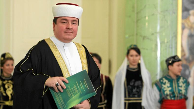 Wielki mufti RP Tomasz Miśkiewicz