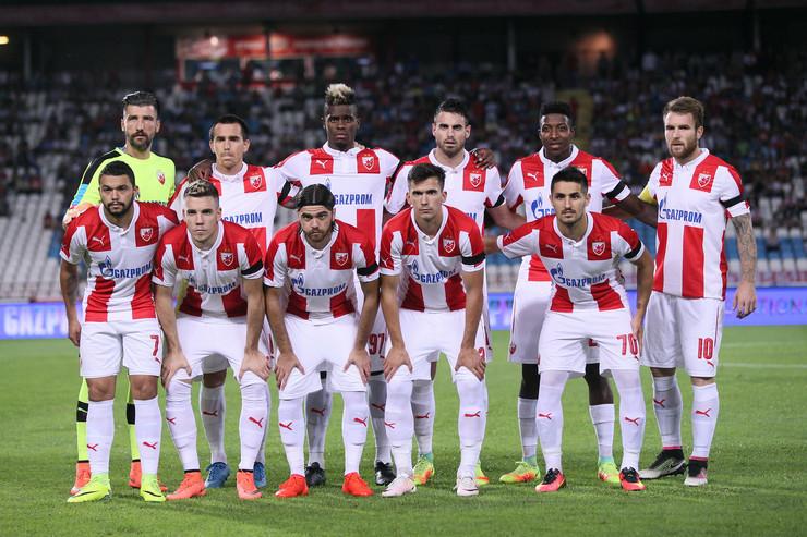FK Crvena zvezda, Sasuolo