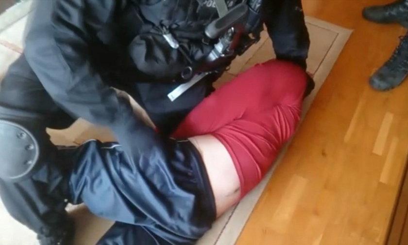 Bomber aresztowany na trzy miesiące