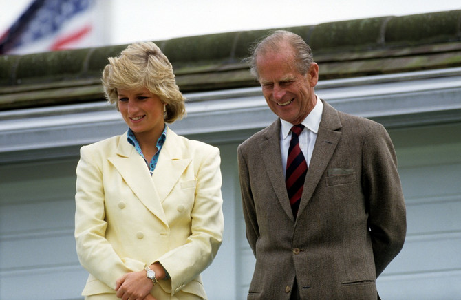 Princeza Dajana i princ Filip 1987. godine