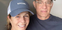 Tom Hanks z żoną chorzy na koronawirusa. Nowe fakty