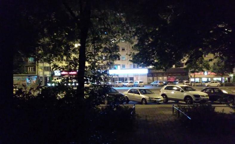 Zdjęcie wykonane Neffosem Y5s - słabe warunki oświetleniowe