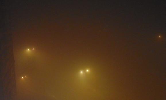 Kad se grad ne vidi od dima