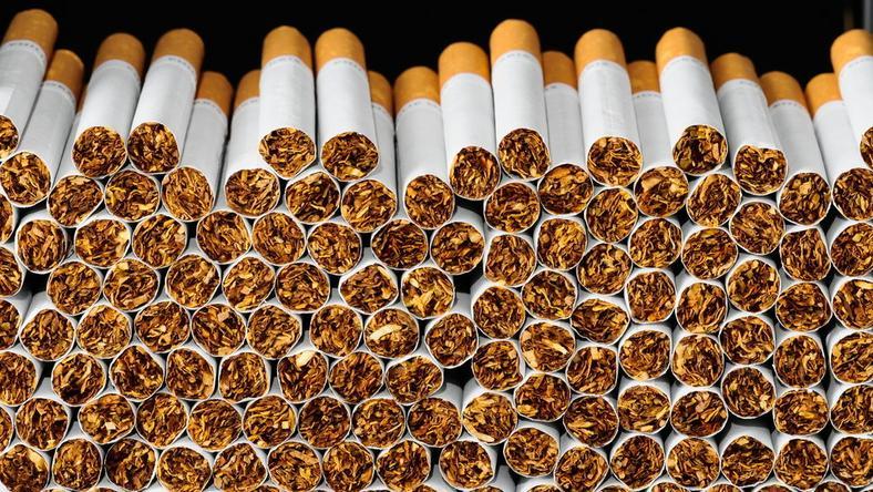 Mężczyzna tłumaczył, że przywoził papierosy dla siebie i narzeczonej