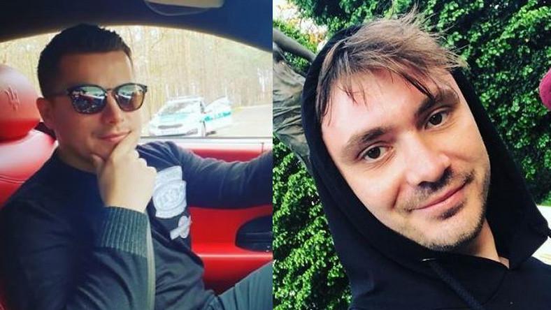 Rafał Collins, Daniel Martyniuk
