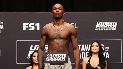 5 things to know about Israel Adesanya's tattoos
