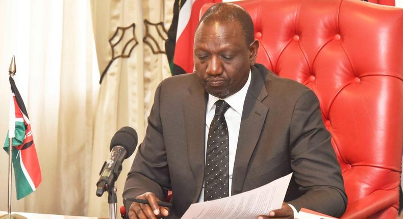 DP Ruto narrates how Nyachae caned him for misbehaving