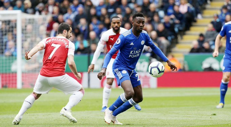 Leicester City manager says Wilfred Ndidi will be ready for first game of the season