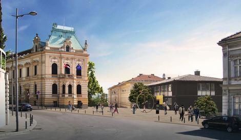 Asfalt odlazi u prošlost: Prostor za pešake biće popločan kamenom