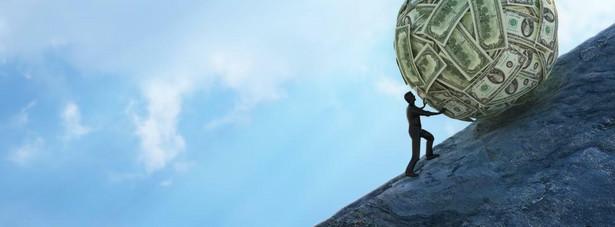 W etyce protestanckiej leżącej u podstaw kapitalizmu osoba radząca sobie z finansami bez pomocy kredytów była gwarantem, że jest obdarzona bożą łaską i zostanie zbawiona.