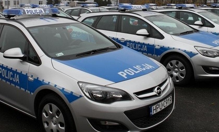 Policjanci otrzymali nowe radiowozy