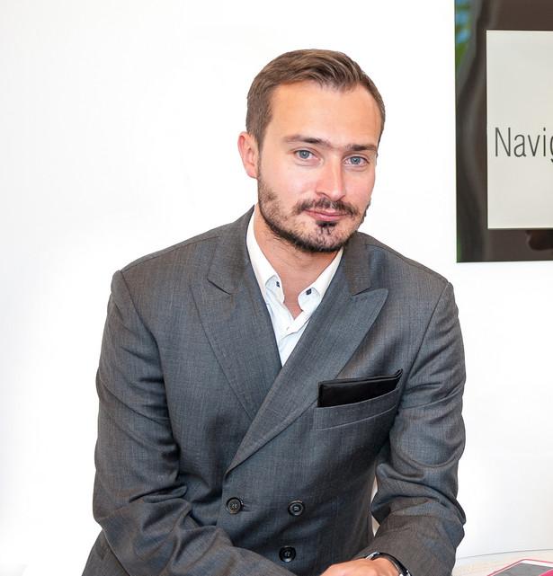 Paweł Kacperek, Prezes Zarządu Location-Based Media