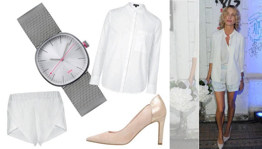 Aneta Kręglicka to mistrzyni minimalizmu