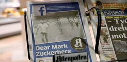 Kontrowersyjne zdjęcie czy symbol wojny? Facebook zdecydował
