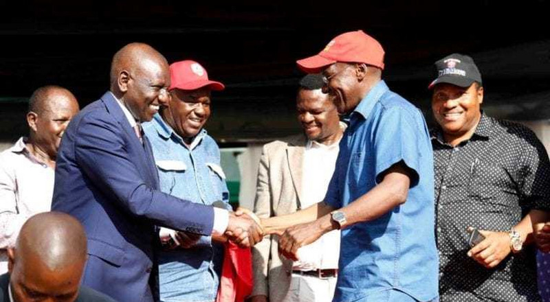 DCI looking to question another Ruto ally over devil worshiping claims