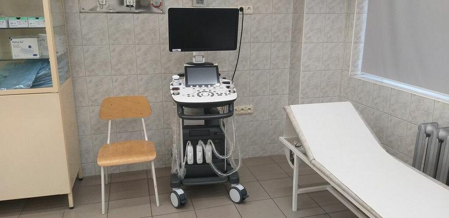 Nowy aparat USG w Szpitalu Wojewódzkim w Bielsku-Białej