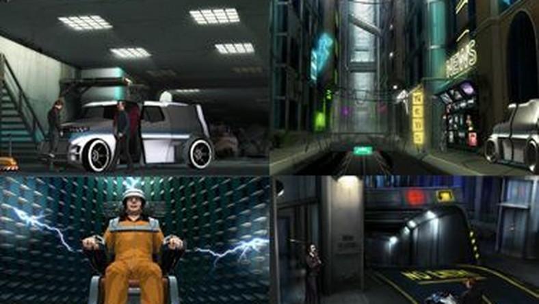 Goin' Downtown - wciągający thriller science-fiction