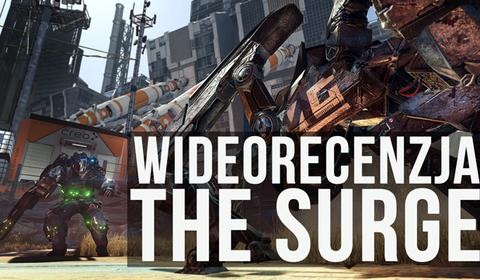 The Surge - wideorecenzja