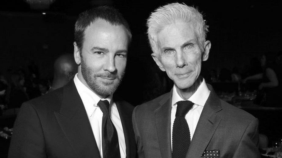 Tom Ford i Richard Buckley