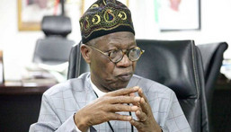 Lai Mohammed's anti-social media rhetoric is meeting stiff resistance from the public [Business Day]