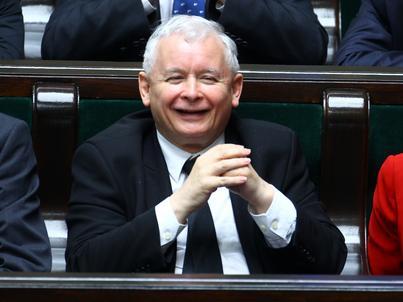 Jarosław Kaczyński, prezes Prawa i Sprawiedliwości, uważa, że to jego rolą jest być opozycją wobec rządu