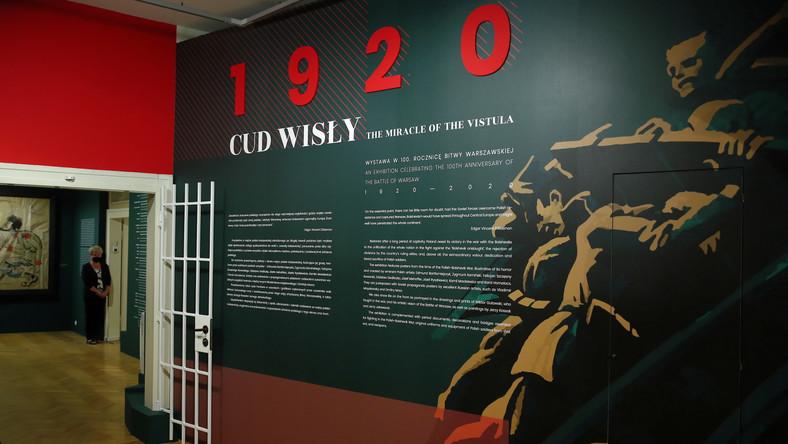 """""""1920. Cud Wisły"""" wystawa w Muzeum Narodowym w Krakowie"""