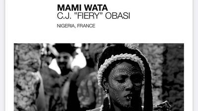 'Mami Wata' selected for La Biennale di Venezia's Final Cut in Venice 9th edition