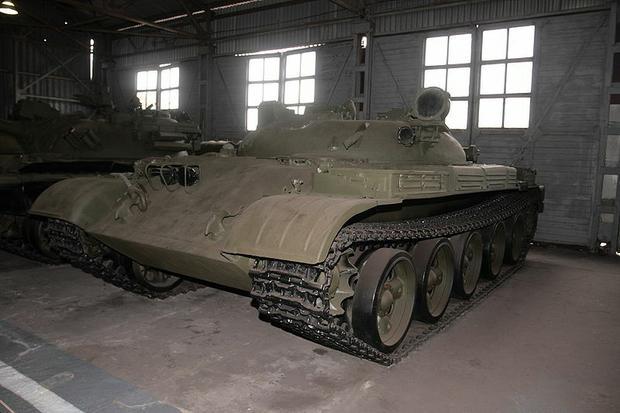 Czołg IT-1 był używany w armii ZSRR przez kilka lat, od 1968 do 1973 roku