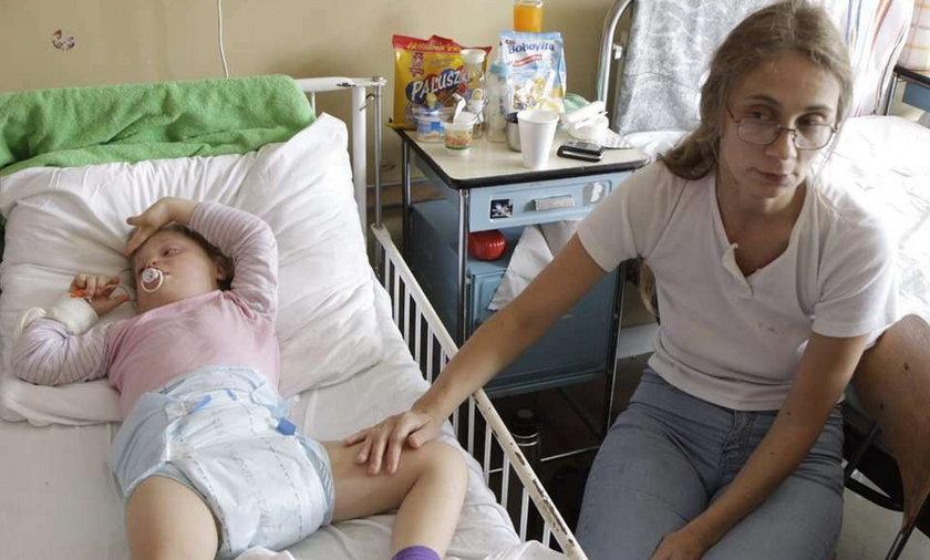 Anioły uratowały moją córeczkę