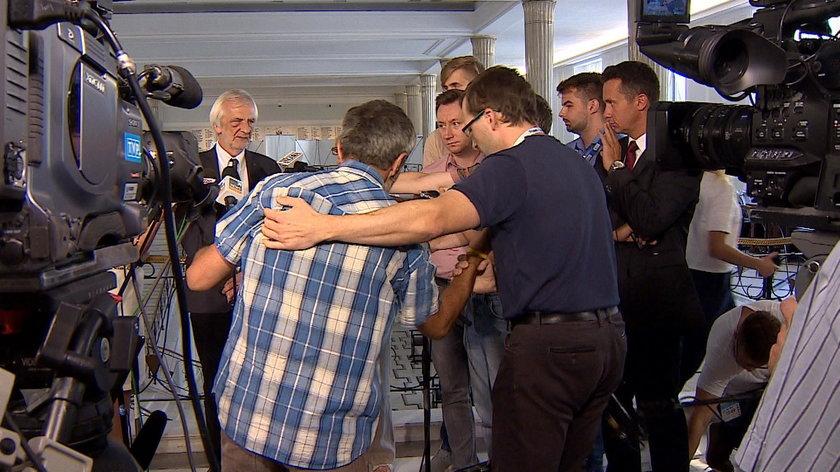 Wiemy, co wydarzyło się w Sejmie. To była walka judo