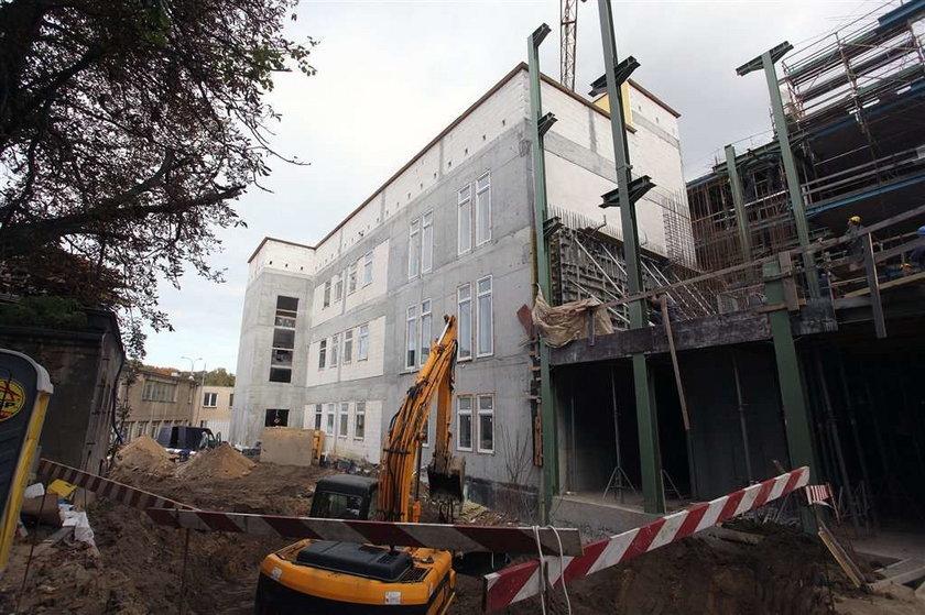 Szpital Wojewódzki jest remontowany