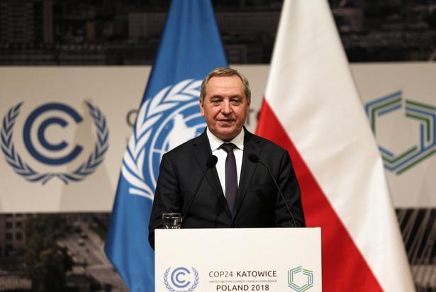 - Organizacje ekologiczne chcą znać realne przyczyny globalnego ocieplenia. Jednak to nie tylko węgiel emituje gazy cieplarniane - wyjaśnia minister.