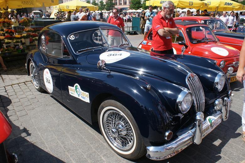 Jaguar XK 140, 1955 r.