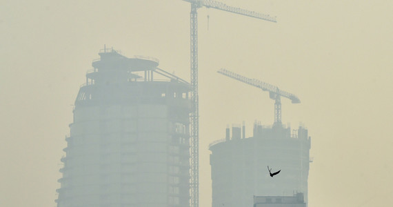 Czarnobyl: Pożar wokół elektrowni. W Kijowie najgorsze powietrze ...
