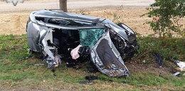 Tragiczny wypadek na Lubelszczyźnie. Nie żyje 2-latek