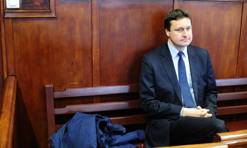 Seksposeł Zbonikowski chce być burmistrzem.