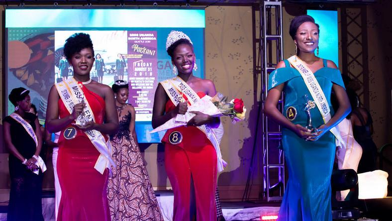 Beauty Queens from Miss Uganda North America coming to UG