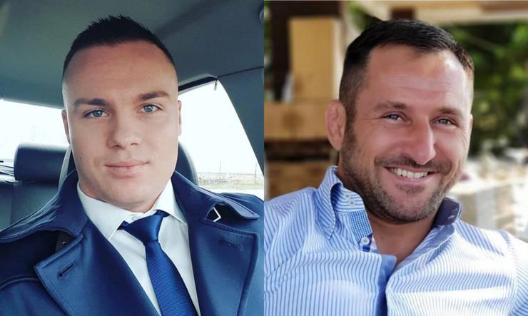 Makroi Dušan Milenković i Mihailo Maksimović