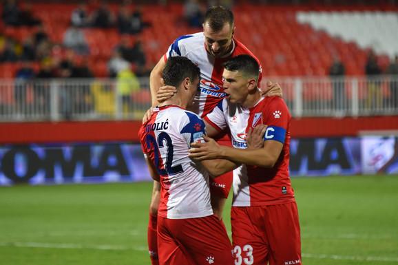 Detalj sa utakmice Vojvodina - Spartak