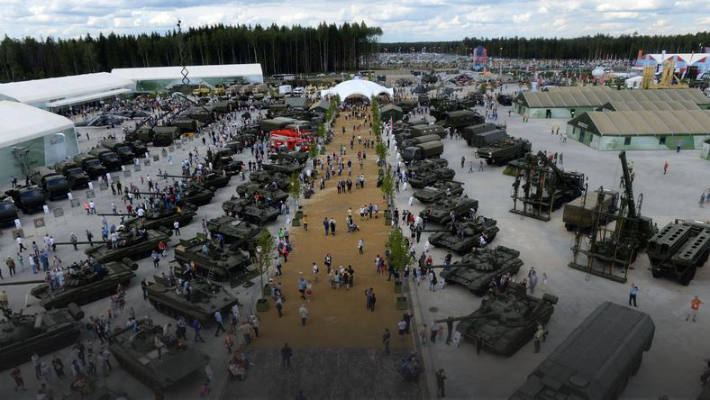 RUSSIA-MILITARY-ARMY-FORUM